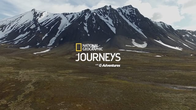Imagine a New Way to Experience the World: G Adventures & National Geographic