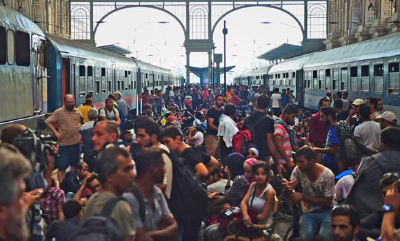 Traveling During Europe's Migrant Crisis